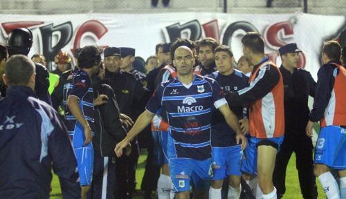 Patronato vs Gimnasia y Esgrima de Jujuy